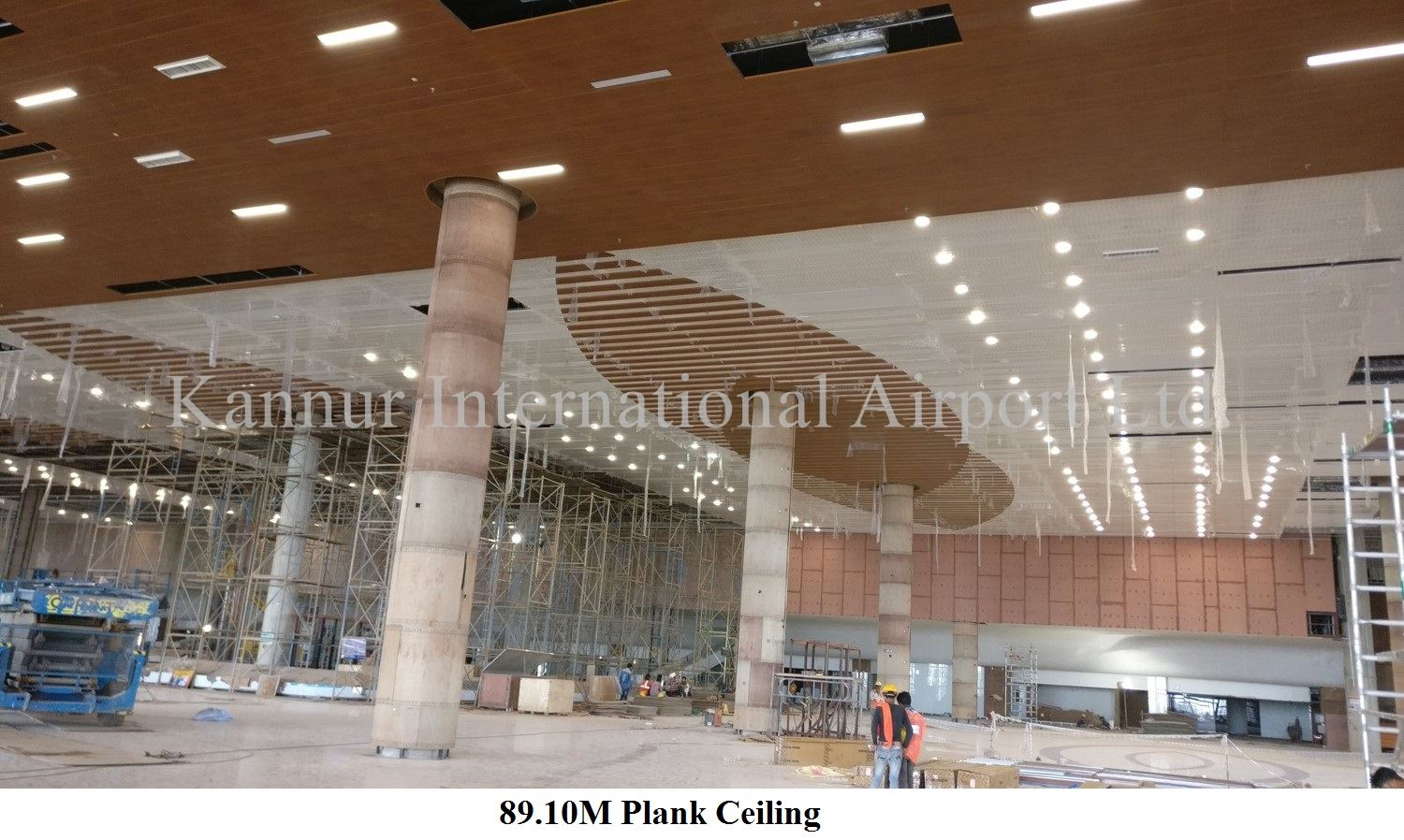 89.10M Plank Ceiling