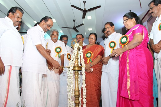 Foundation Stone Laying Ceremony of Passenger Terminal Building