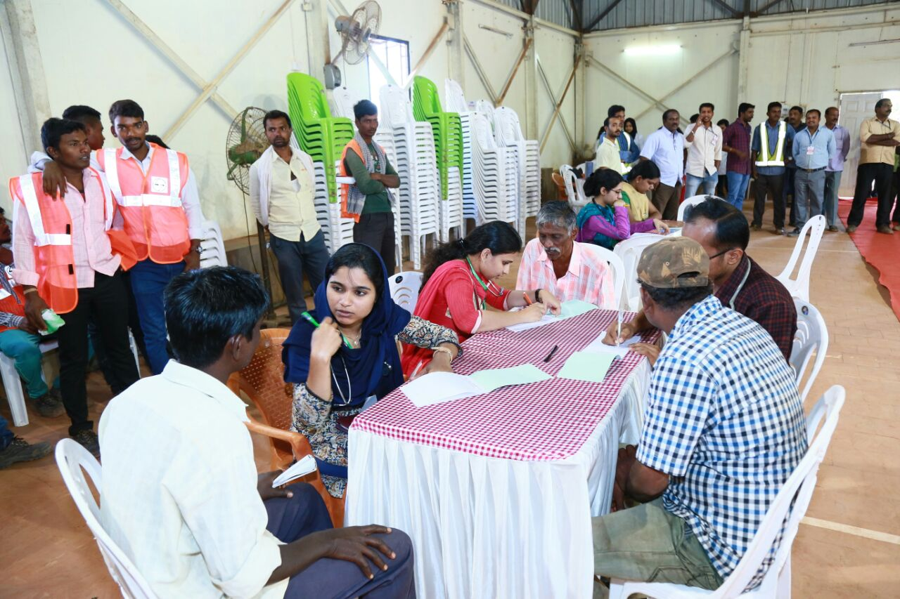 Inauguration of Free Medical Camp and Awareness to Migrant