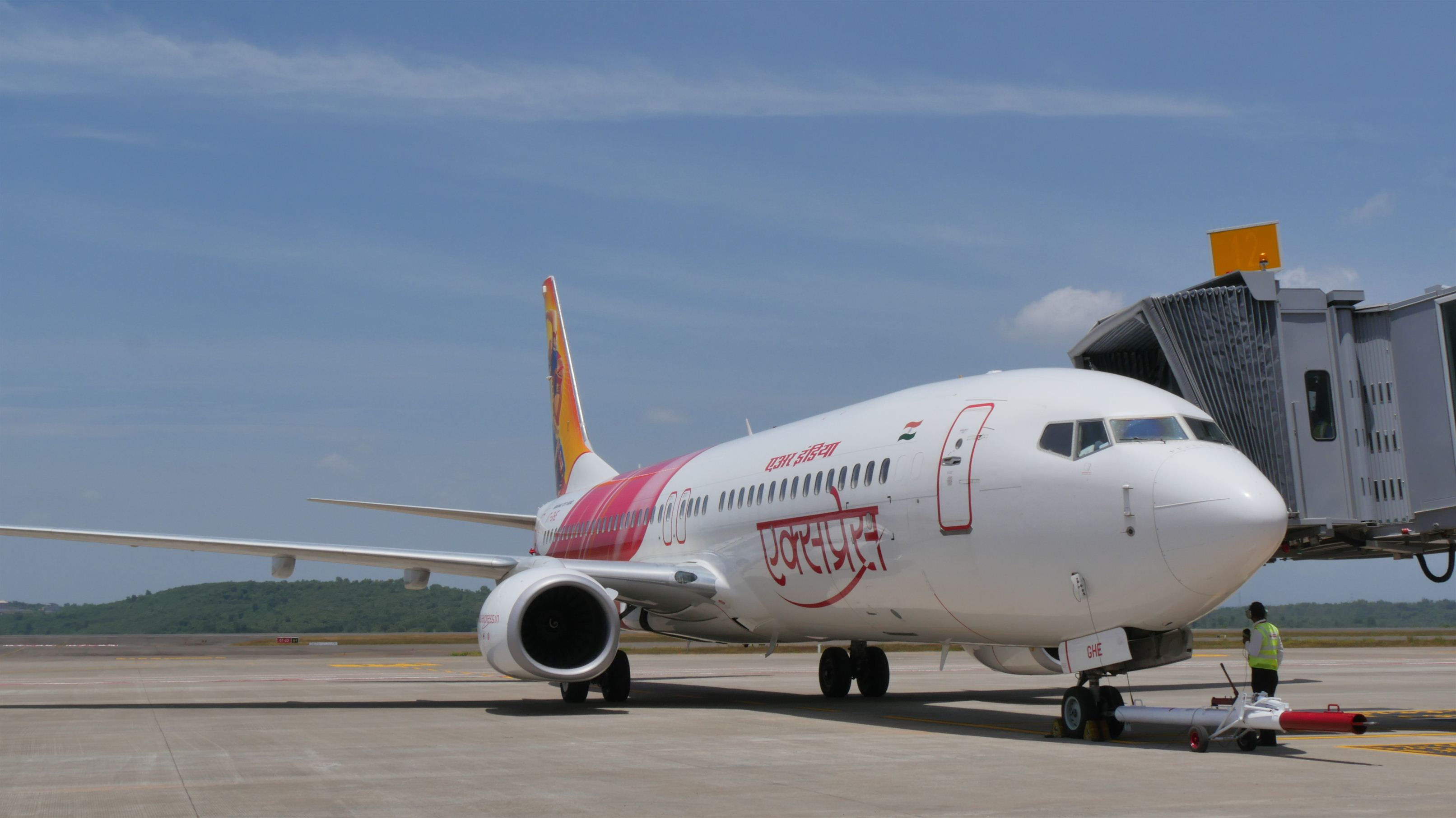 Air India Express Flight Trial