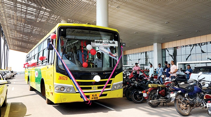 Bus Information (To & From the Airport) | kannurairport